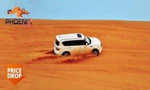 VIP Desert Safari with Home Pickup & Drop Off by Phoenix Tours LLC - Dubaisavers