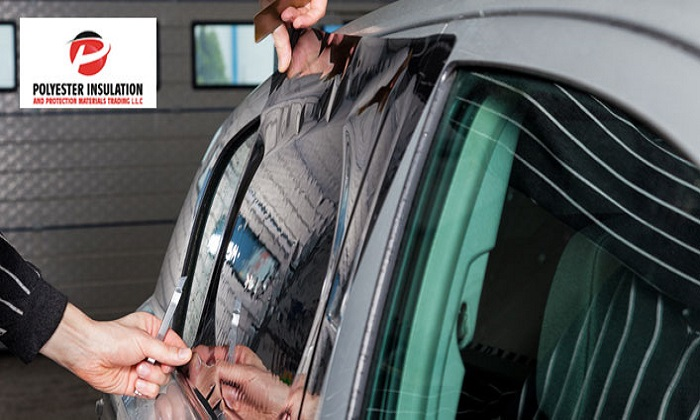 Ceramic Car Window Tinting by Polyester Insulation and Protection Materials - Dubaisavers