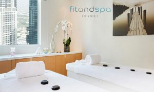 Spa Treatment with Gym & Pool Access from Pullman Dubai Jumeirah Lakes Towers - Dubaisavers
