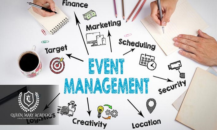Event Management Online Course from Queen Mary Academy - Dubaisavers