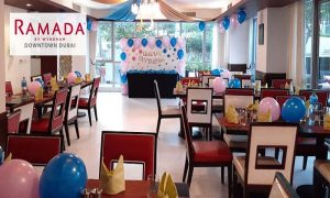 Kids and Adults Party Packages at Kenza by Ramada Wyndham Downtown Dubai - Dubaisavers