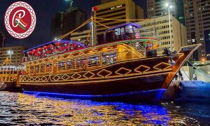Dhow Cruise with International Buffet by Ramee Cruise - Dubaisavers