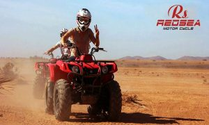Quad Biking with Optional Dinner by Red Sea Tourism - Dubaisavers