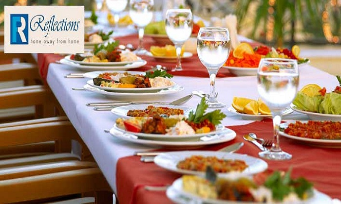 Party Hall Packages at Reflections Hotel - Dubaisavers