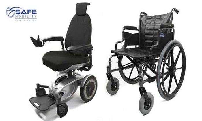 Wheelchair Rental from Mobility Persons With Special Needs Equipment - Dubaisavers