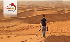 Toyota Land Cruiser Desert Safari Package by Safeway Tourism LLC - Dubaisavers
