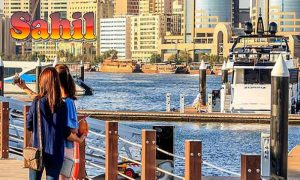 Al Seef Dhow Cruise with Dinner & and entertainment by Sahil Tours - Dubaisavers