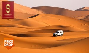 VIP Desert Safari with 4x4 Home Transport by Sanat Tours - Dubaisavers