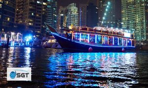 2-Hour Dubai Creek Dhow Cruise by SG Tourism LLC - Dubaisavers
