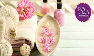 Relaxation & Hammam Packages from She's Ladies Beauty Salon - Dubaisavers