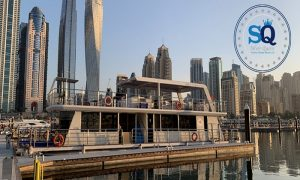 Dubai Marina Glass Boat Cruise by Silver Queen - Dubaisavers