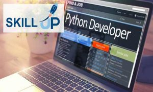 Python for Beginners Online Course from Skill Up - Dubaisavers