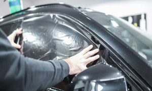 Premium Car Window Tinting Services from Smart Auto - Dubaisavers