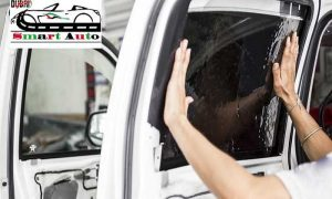 Ceramic Film Car Tinting Services by Smart Auto - Dubaisavers