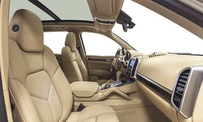 Car Interior Detailing Packages by Smart Auto - Dubaisavers