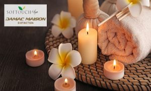 Balinese or Thai Relaxation Treatment @ Softouch Spa DAMAC Maison Distinction - Dubaisavers