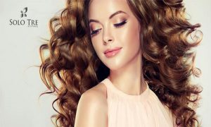Schwarzkopf treatment with Blowdry & More at Solo Tre Beauty Salon - Dubaisavers
