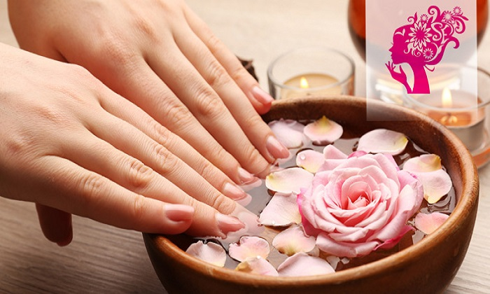Classic or Spa Manicure and Pedicure by Style Express Beauty Salon - Dubaisavers