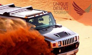 Desert Safari by Unique Desert Tourism - Dubaisavers