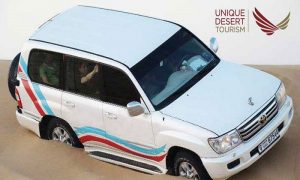 Premium Desert Safari + 4x4 Home Transport by Unique Desert Tourism - Dubaisavers