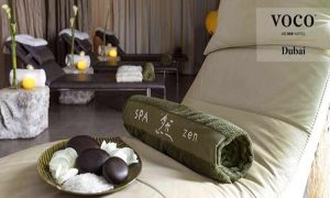 5* Relaxation & More at Spa Zen in Voco Dubai - Dubaisavers