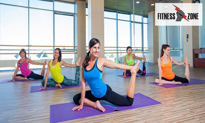 Up To 5 Sessions of Yoga  at Fitness Zone - Dubaisavers