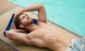 Choice of Back or Chest with Optional Underarm Waxing at GQ Men Hair Lounge - Dubaisavers