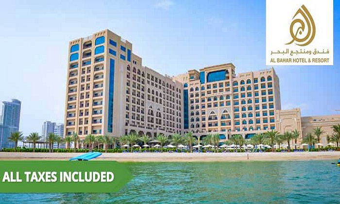 1-Night Stay with Breakfast + Scuba Diving at Al Bahar Hotel and Resort - Dubaisavers