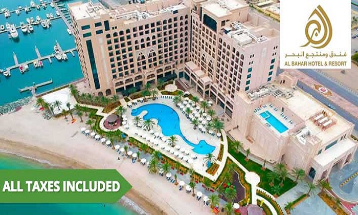 5*Stay Packages at  Al Bahar Hotel and Resort - Dubaisavers