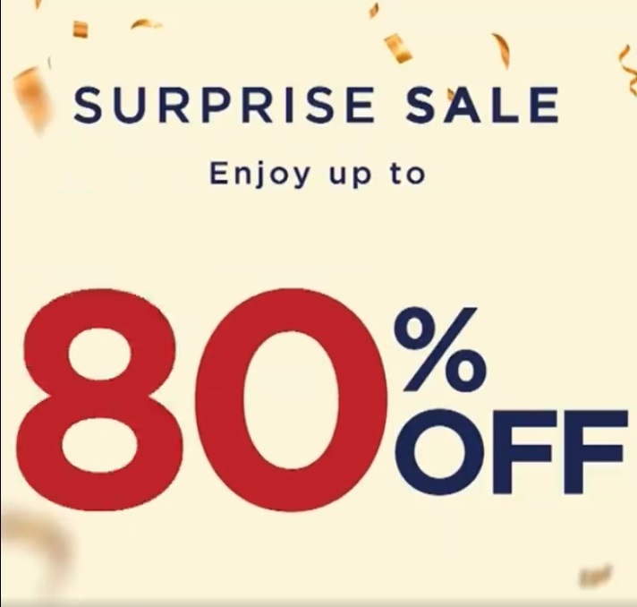 Jashanmal 3 days only Online Surprise Sale - Dubaisavers