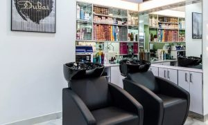 Wash and Blow-Dry or Full Head Colour at Kenshō ​Beauty - Dubaisavers