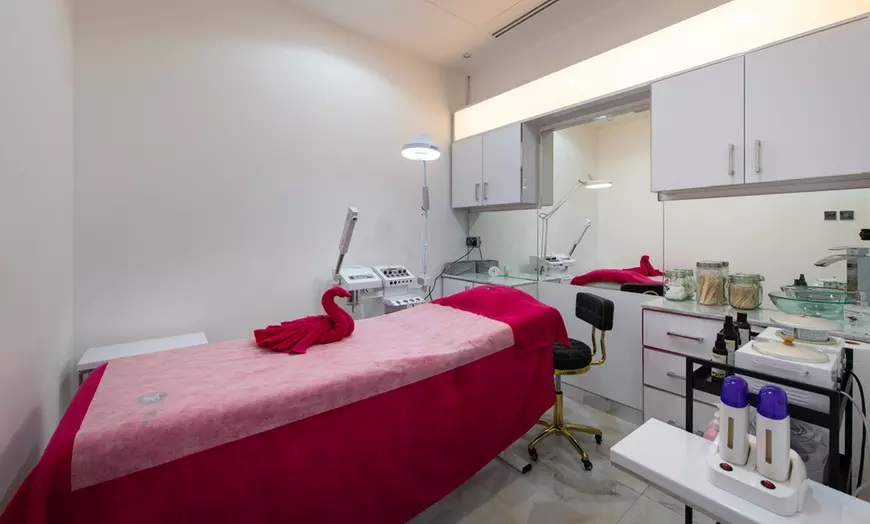 Manicure and Pedicure with Options at Kensho Beauty - Dubaisavers