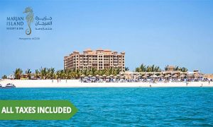 Stay with Attraction Vouchers at Marjan Island Resort and Spa - Dubaisavers