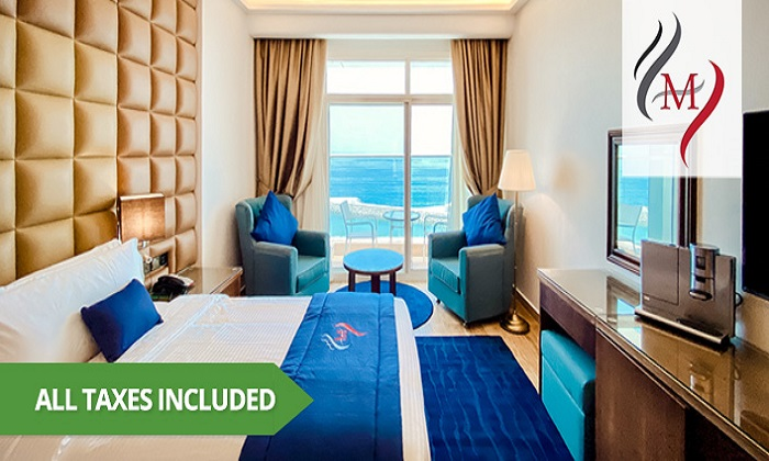 Deluxe Stay at Mirage Bab Al Bahr Hotel - Dubaisavers