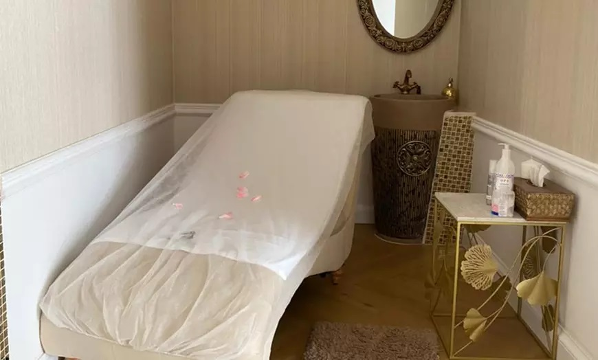 Moroccan Bath with Pedicure at Pearl Orient Beauty Salon - Dubaisavers