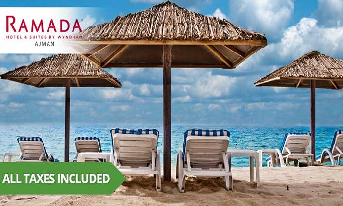 Staycation at Ramada Hotel and Suites by Wyndham - Dubaisavers