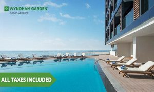 Staycation at Wyndham Garden Ajman Corniche - Dubaisavers