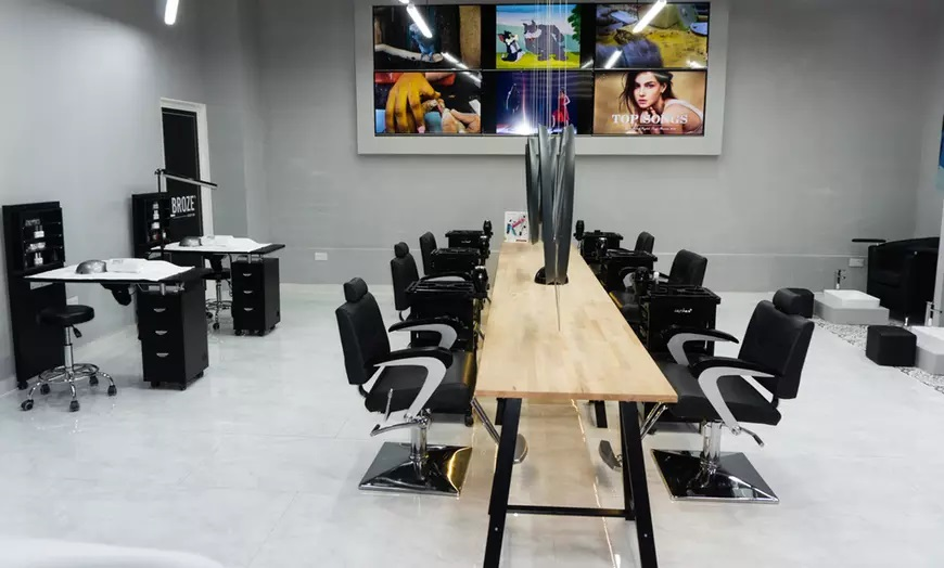Hairdressing Package at BROZe' Beauty Lounge - Dubaisavers