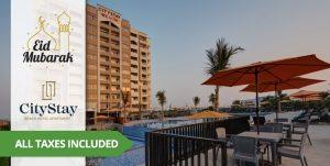 Eid Al Fitr stay at City Stay Beach Hotel Apartment RAK - Dubaisavers