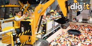 Engage your child in fun and social activities at Dig It - Dubaisavers