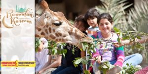 Entry Tickets for Emirates Park Zoo - Dubaisavers