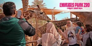 Entry Tickets & Activities for Emirates Park Zoo - Dubaisavers