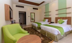 1 Night Stay with Breakfast at Flamingo Beach Resort - Dubaisavers