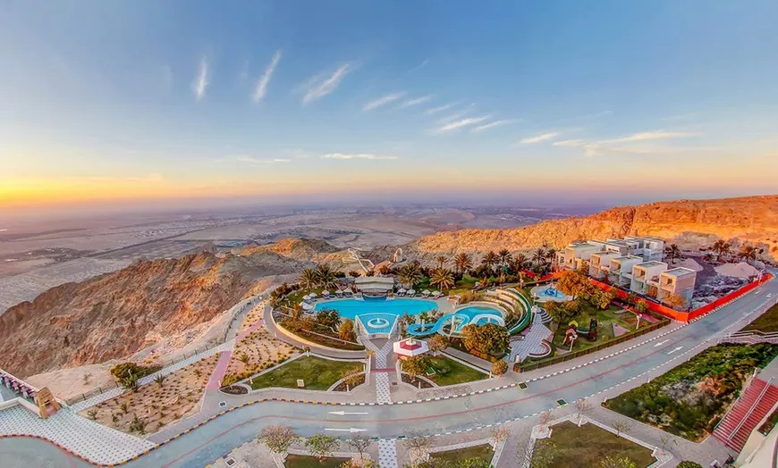 Stay with Breakfast and Zoo Tickets at Mercure Grand Jebel Hafeet Hotel - Dubaisavers