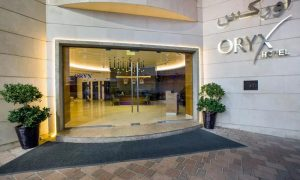 Overnight Stay with Breakfast or Half Board Meal Plan at Oryx Hotel - Dubaisavers