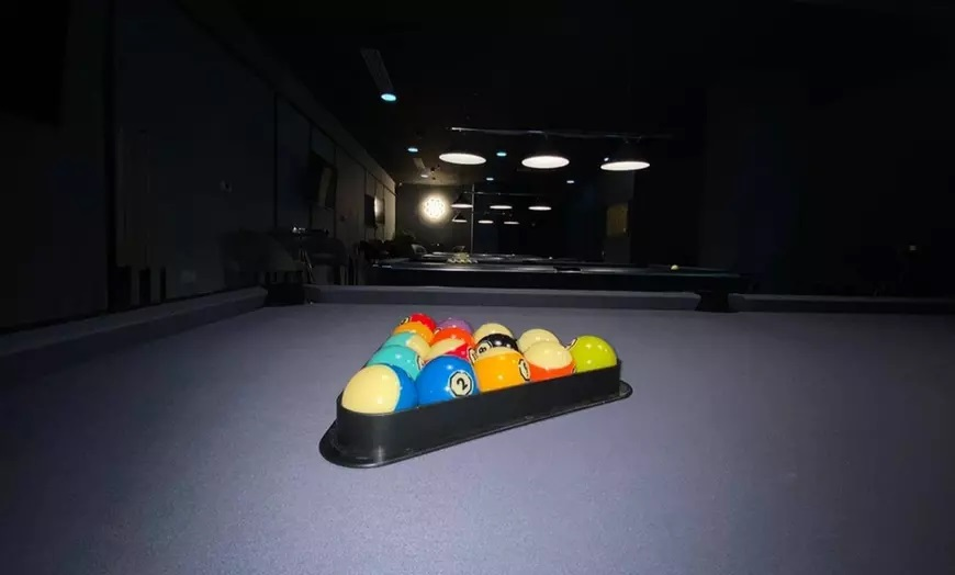Three-Hour Pool Game at Room With a Cue - Dubaisavers