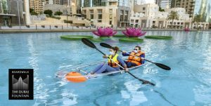 Water Experience at The Dubai Fountain - Dubaisavers