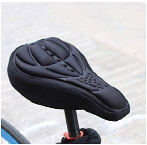 Rubik 3D thick silicone seat cushion cover For Bicycle - Dubaisavers