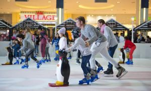 Skating Session with Food and Drink Voucher at Dubai Ice Rink at Dubai Mall - Dubaisavers