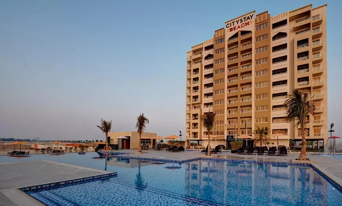 1-Night Apartment Stay with Meal at City Stay Beach Hotel Apartments - Dubaisavers